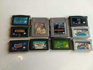 8-Nintendo-Game-Boy-Advance-amp-2-Game-Boy-games