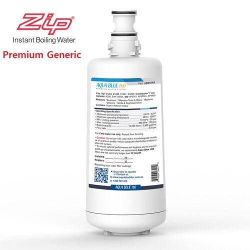 2 x Zip Compatible Hydroptap Water Filter 91289 91290 91291 91292 ZT402