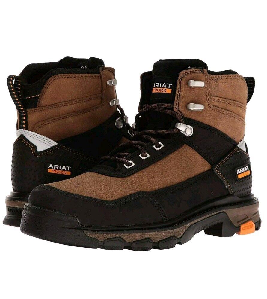 ARIAT Intrepid Intrepid Intrepid 6   Waterproof Work Stiefel 12EE Soft Toe 7d4d8b