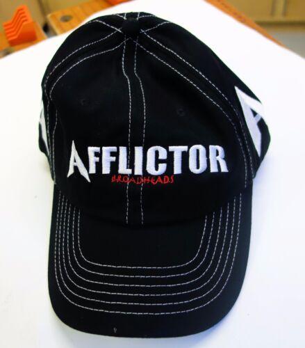 AFFLICTOR BROADHEADS BASEBALL CAP