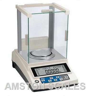 9e3e3e9d33ae 300 x 0.001 GRAM 1 MG DIGITAL SCALE BALANCE LAB ANALYTICAL LABORATORY NEW  OPS | eBay