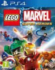 LEGO Marvel Super Heroes (Sony PlayStation 4, 2013)