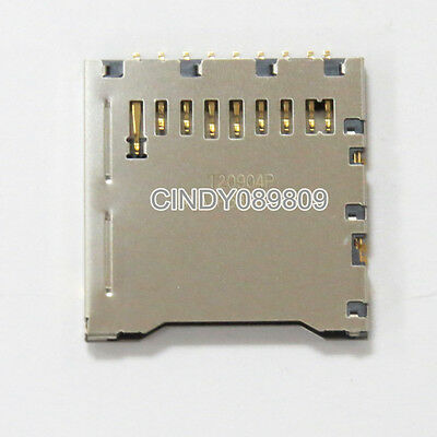 Original SD Memory Card Chamber Door Cover Lid for Nikon D7100 D7200 Replacement