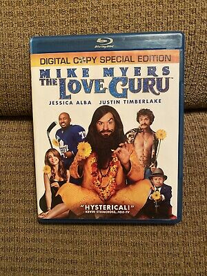 The Love Guru (DVD 2008, Widescreen) Mike Myers, Jessica