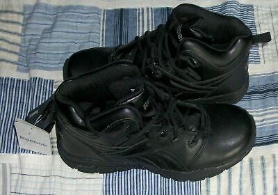Black Soft Toe Senexis MaxTrax Shoes