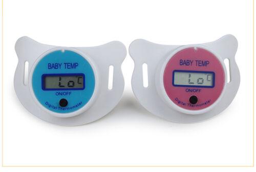 tétine thermomètre bébé facile pratique fiable