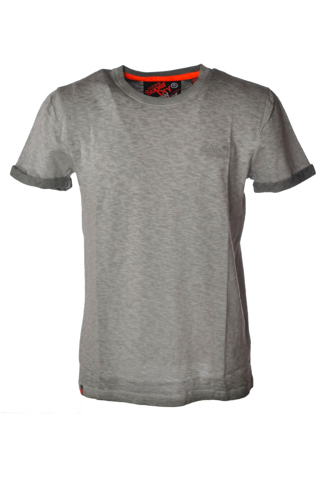 Superdry - Topwear-T-shirts - Man - Grau - 3478814H184211