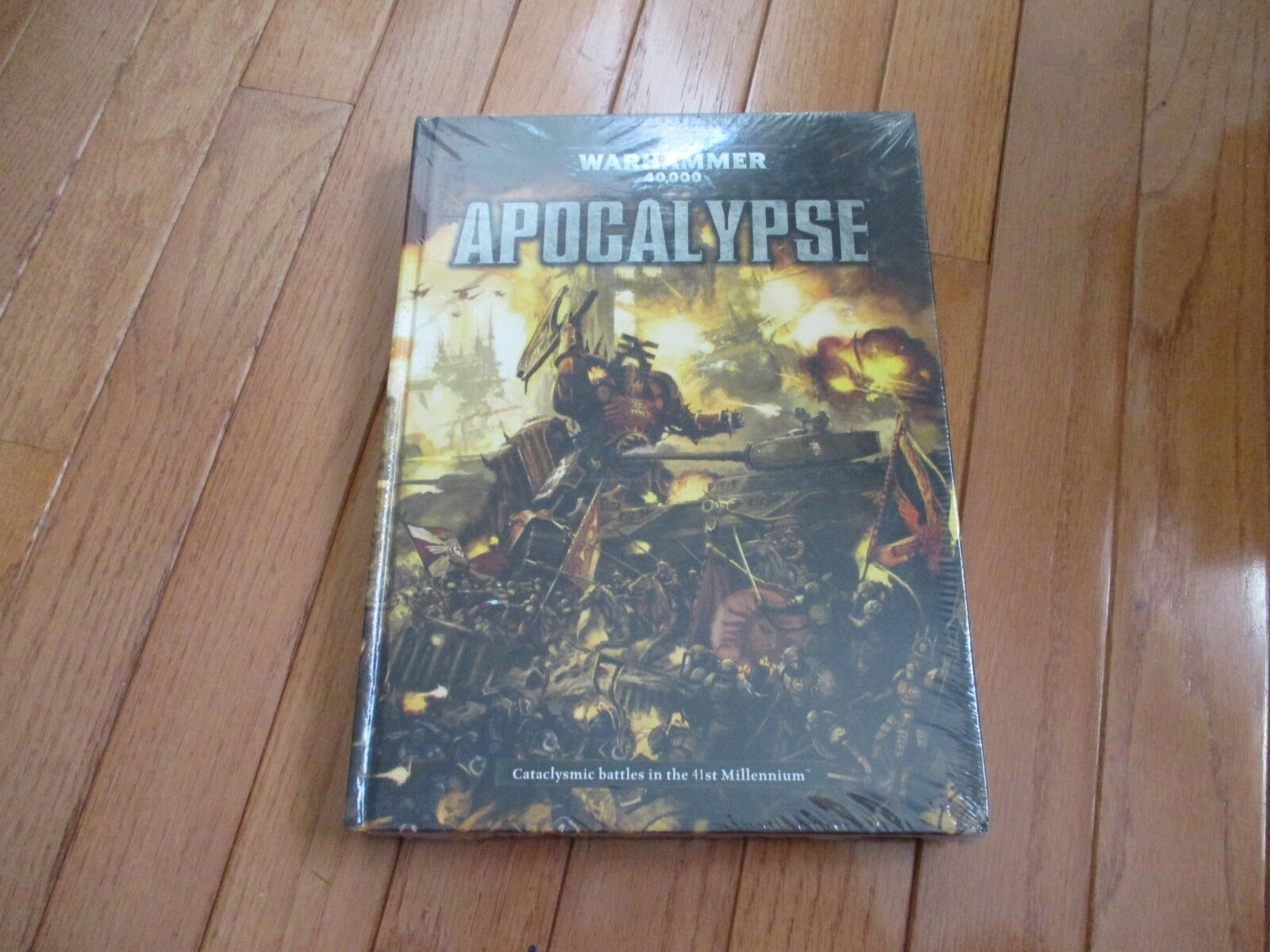 Warhammer 40K Apocalypse HC SW