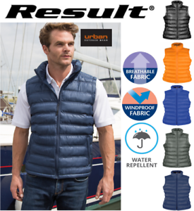 MENS-Padded-Lined-Puffer-WARM-Insulated-Windproof-GILET-BODYWARMER-XS-S-M-L-XL