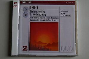 Bach-Vivaldi-Haendel-Mozart-Meisterwerke-in-Vollendung-2x-CD-klassik
