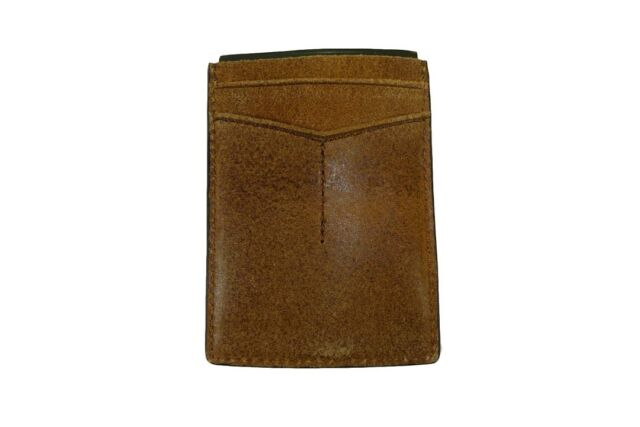0eb3fac79975 Fossil Max Magnetic Money Clip Card Case Front Pocket Wallet Ml 3742b300