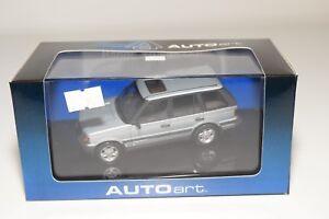 AUTOART-AUTO-ART-54803-RANGE-ROVER-4-6-HSE-METALLIC-SILVER-GREY-MINT-BOXED