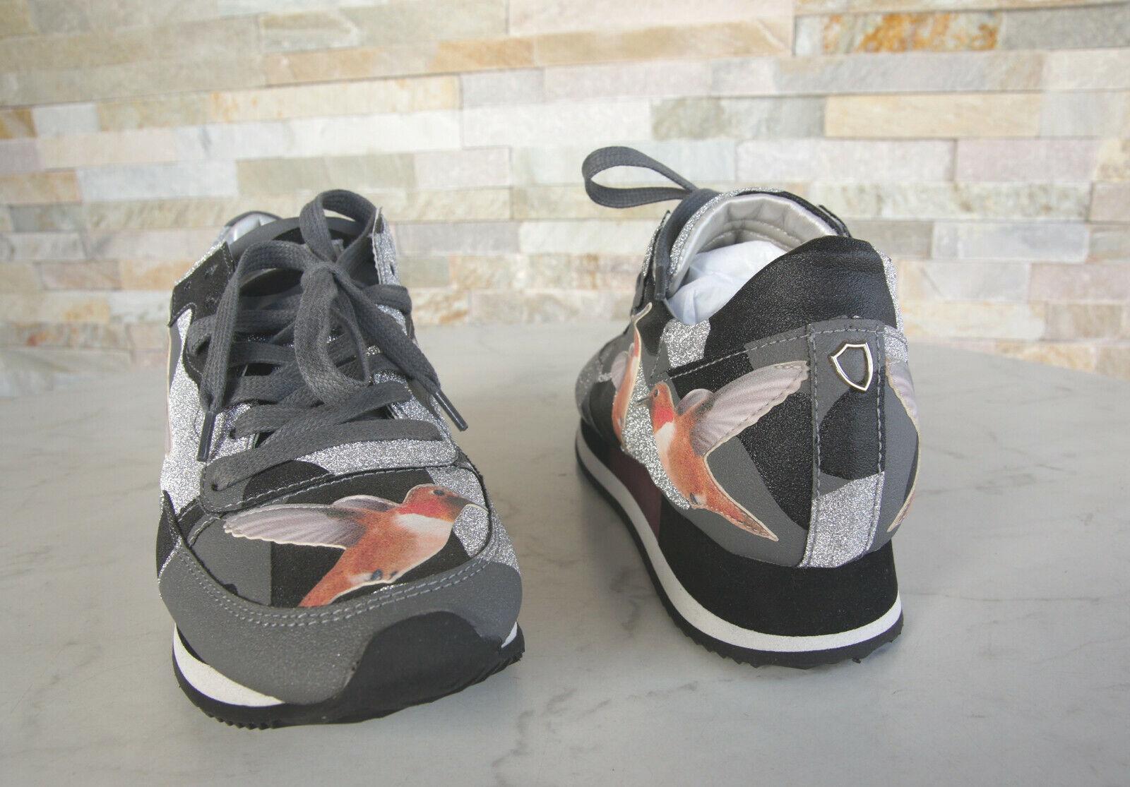 Philippe Model Paris Sz. 40 Sneakers Trainers Tbld shoes Etoile Etoile Etoile Grey New fe308d
