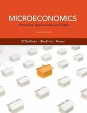 Microeconomics: Principles, Applications and Tools (7th Edition) (Pearson Seri..