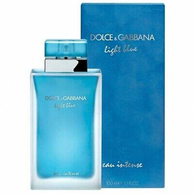 Details about  DOLCE & GABBANA Light Blue Eau Intense Women EDP 100mL