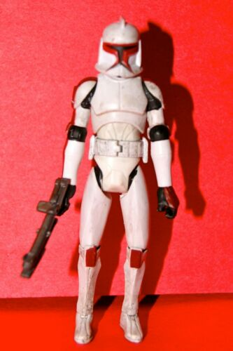 Star Wars Clone Wars Sénat CLONE TROOPER San Diego comic-con exclusive loose complet