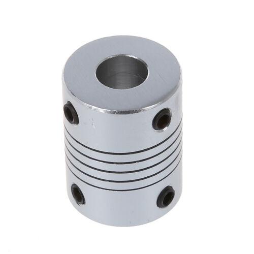 Schrittmotor Flexible Wellenkupplung Coupler 6.35x8mm