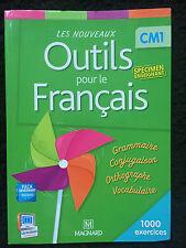 Livre Manuel Les Nouveaux Outils Pour le Français CM Magnard Magnard 100% NEUF