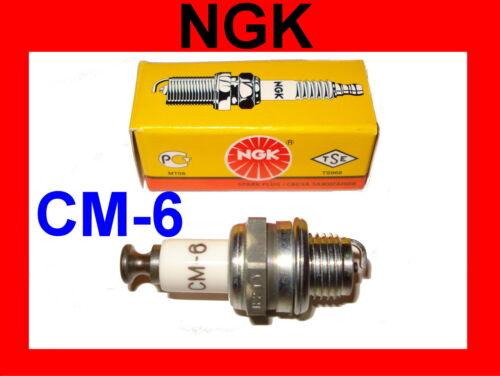 NGK Zündkerze CM6 Spark Plugs Modellbau CM-6 Kerze Modellauto 10x8,6mm 5812 NGK