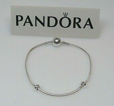 Pandora Me Snake Chain Bracelet 2 Stoppers Mini Charm Bracelet 598408c00 Ebay