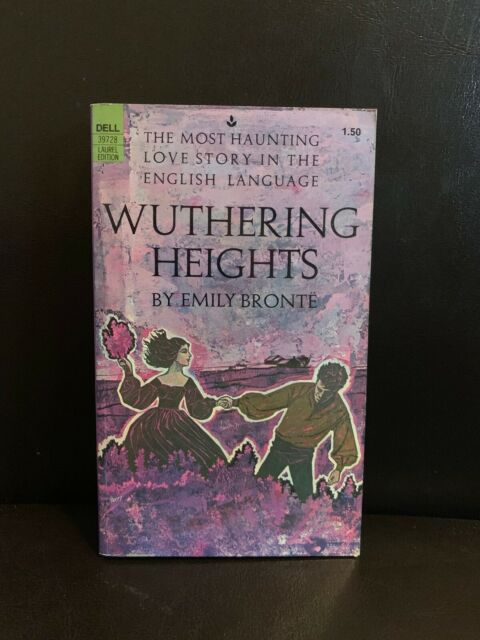 Wuthering Heights by Emily Bronte 1977 PB