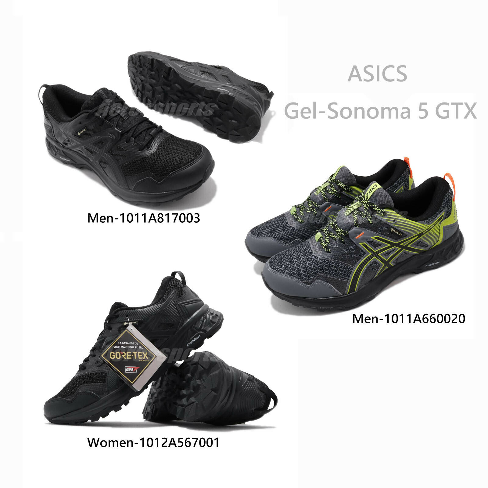 pescado Marchito Salón  Asics Gel Trail Lahar 5 GTX Femme for sale online | eBay