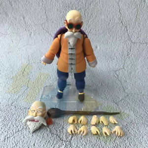 S-H-Figuarts-Dragon-Ball-Z-Master-Roshi-PVC-Figure-Model-14cm-Collection
