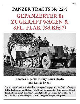 Sd.Kfz.7 Panzer Tracts No.22-4