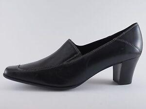 Women 42 Novità Leather Blue Piazza Pumps Shoes qCd7EnF
