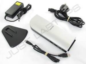 Toshiba USB 2.0 Dockingstation Port Replikator W / Display Für Lenovo Yoga 910