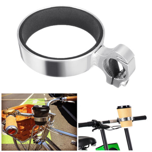 Motorcycle Bicycle Bike Water Cup Holder Coffee Drinks Bottle Cup Handlebar