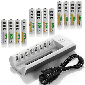 12x-AAA-800mAh-NIMH-Rechargeable-Batteries-8-channel-AA-AAA-Battery-Charger