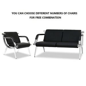Waiting-Room-Chair-PU-Leather-Office-Reception-Airport-Bank-Bench-Visitor-Guest