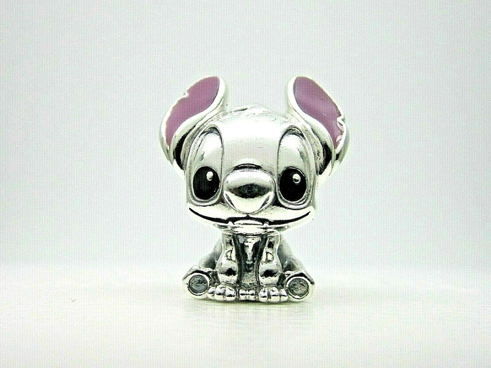 PANDORA 798844C01 Disney Lilo and Stitch Charm - Silver