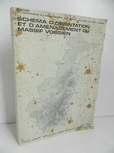 Schaltplan Zur Ausrichtung Und Planungstafel Der Massiv Vosgien-Editions Datar