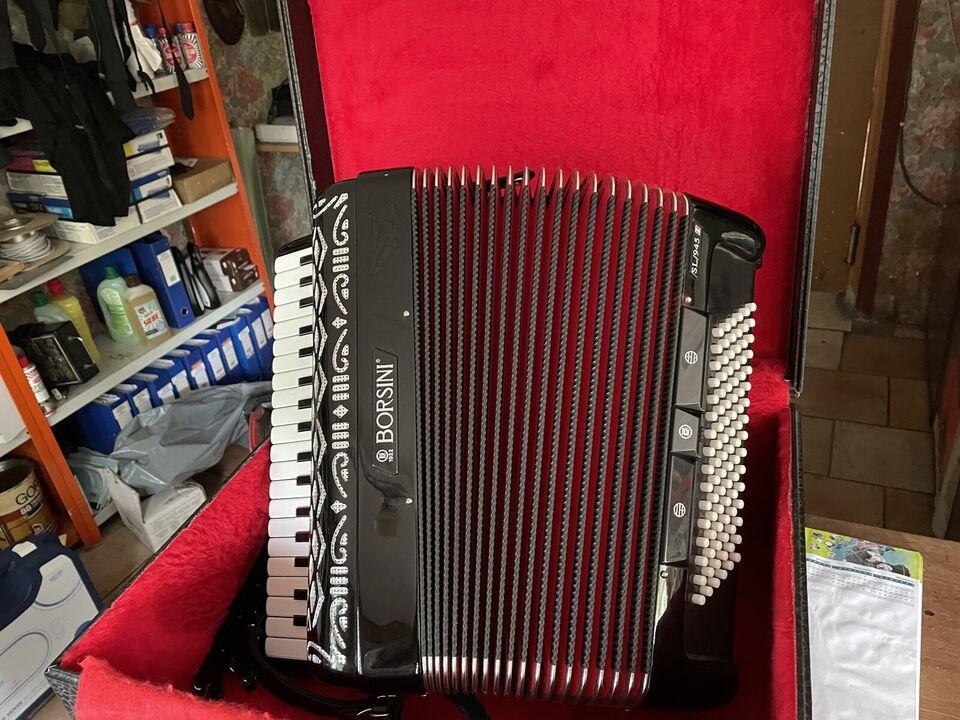 harmonika borsini