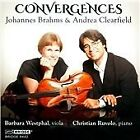 Convergence: Johannes Brahms & Andrea Clearfield (2015)