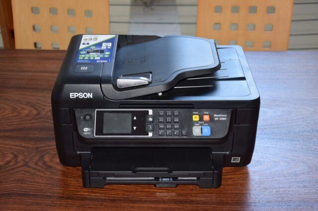Epson WorkForce WF-2660 All-in-One Printer