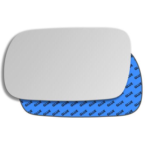 Links Fahrerseite Spiegelglas Außenspiegel für Subaru Legacy 1994-2004