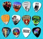 MUSE Guitar Picks Set of 12