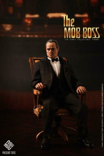 PRESENT TOYS PT-sp05 1//6 Mob Boss Collector/'s Doll  Action Figure Toy