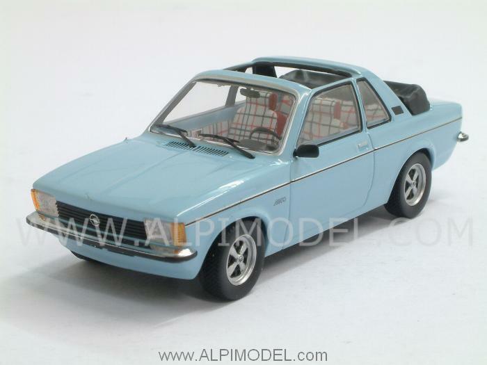 Opel kadett c aero  1978 Crystal bleu 1 43 Minichamps 400048130  économisez 60% de réduction et expédition rapide dans le monde entier