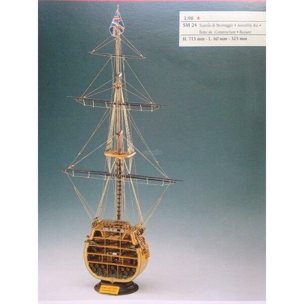 KIT DI MONTAGGIO COREL HMS VICTORY SEZIONE MAESTRA -SM24