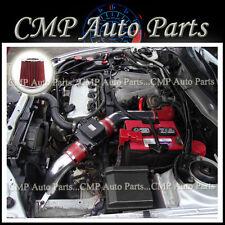 RED 2000-2005 Mitsubishi Eclipse SPYDER/GS/GT/GTS/RS 2.4L 3.0L AIR INTAKE KIT