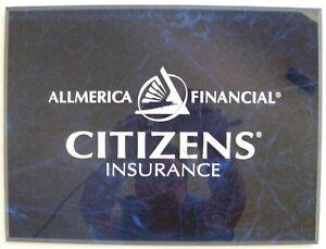allmerica CITIZENS INSURANCE: Allmerica Financial-Hanover PLAQUE   eBay