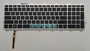 New-HP-Envy-Touchsmart-M6-N-M6-N010DX-M6-N012DX-M6-N015DX-Keyboard-US-backlit