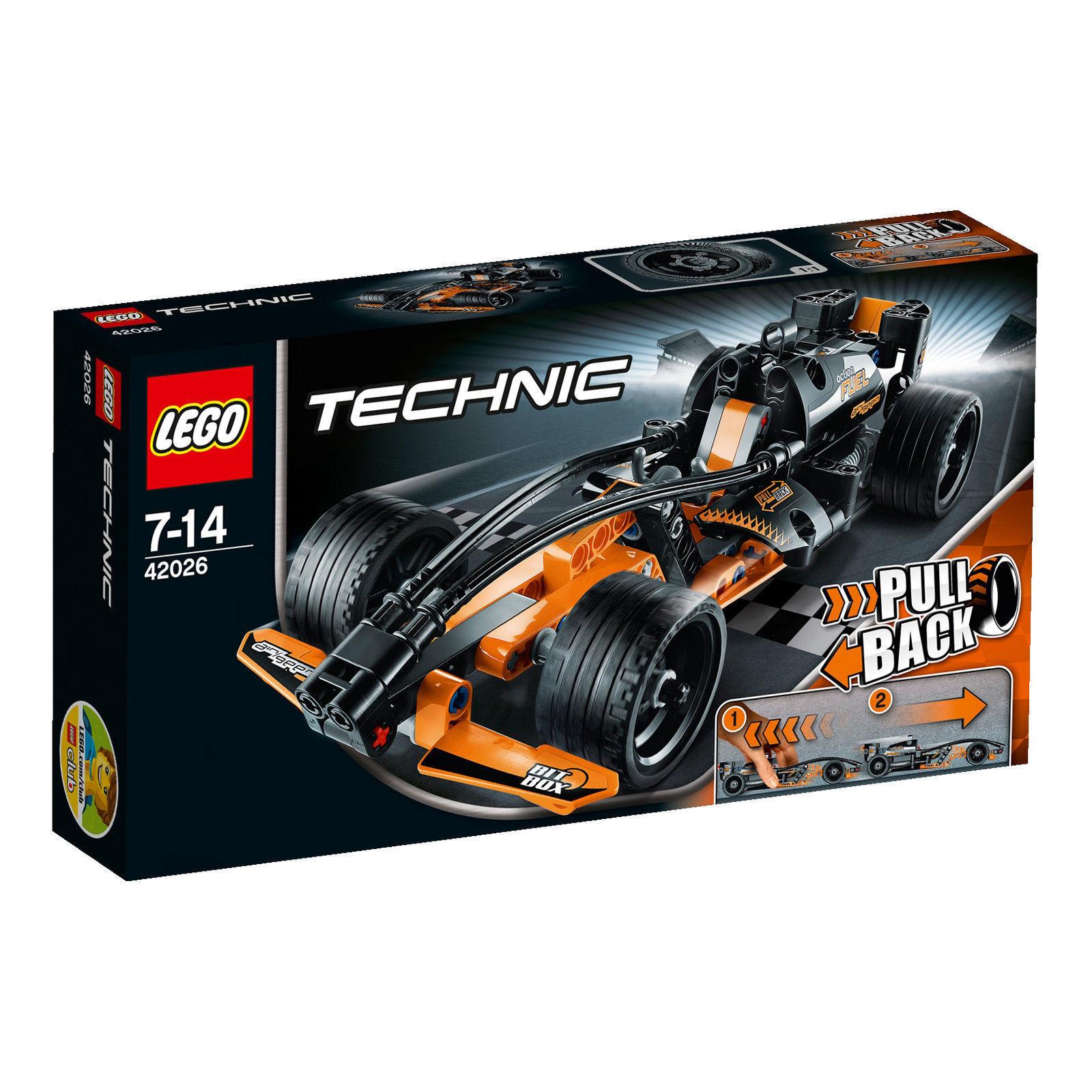 LEGO Technic Action Racer (42026) NEU/Ungeöffnet/Versiegelt
