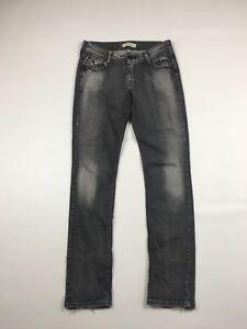 Womens Levi 571  Slim Fit  Jeans - W32 L34 - Grey Wash - Great ... ef21a9dfc