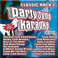 Various Artists - Party Tyme Karaoke: Classic Rock, Vol. 2 [new Cd]