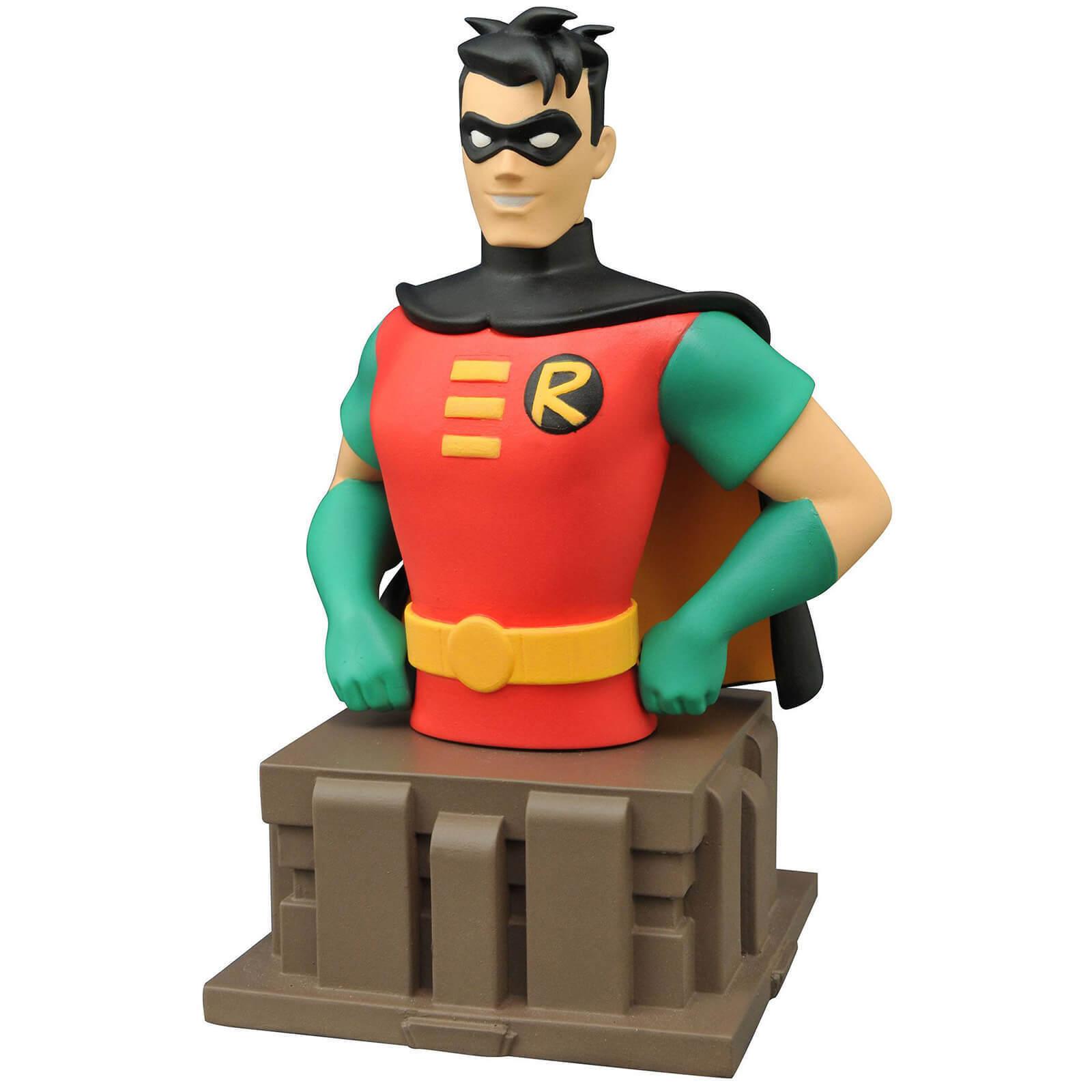 Batman der animierten serie robin pleite